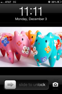 11:11 in pursuit of Valentina Rose make a wish