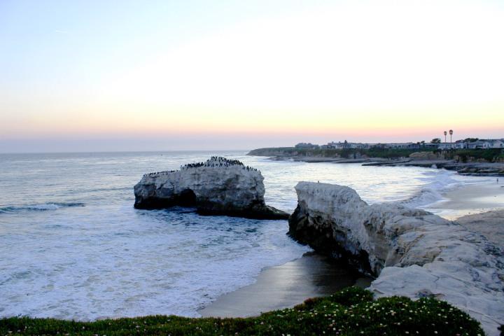 Santa Cruz Purple Skies Natural bridges