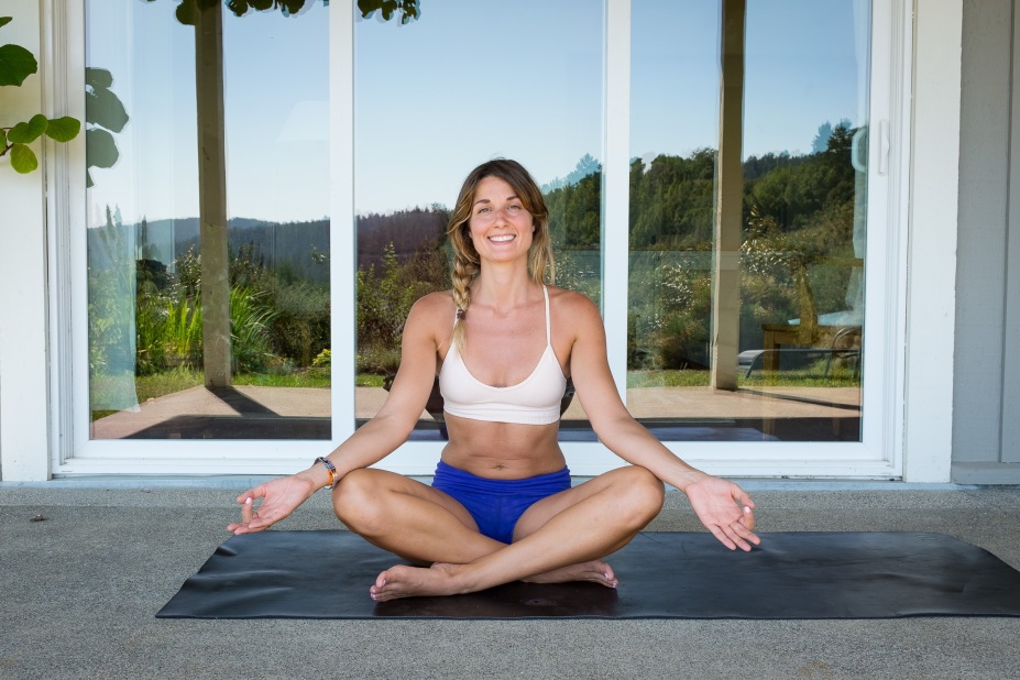 Valentina Rose Marin County Yoga Blog