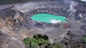 Volcan Poas Costa Rica Valentina Rose Travel Blog