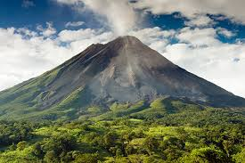 Volcan Arenal Costa Rica Valentina Rose Travel Blog