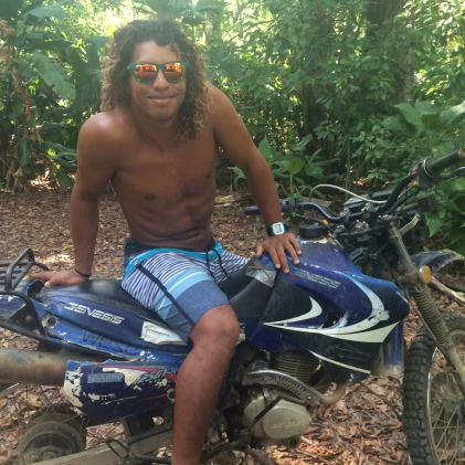 Costa Rica Motorcycle