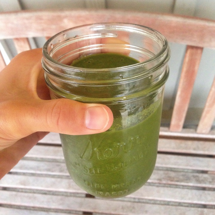 Green Smoothie Valentina Rose Costa Rica Nutrition Blog