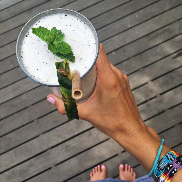 Cocktail Valentina Rose Costa Rica Nutrition Blog