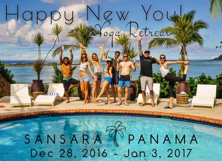 Sansara Magic- Our Scouting Trip To Cambutal, Panama For Happy New You! Yoga Retreat- group photo