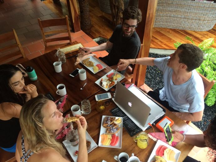Sansara Magic- Our Scouting Trip To Cambutal, Panama For Happy New You! Yoga Retreat- sansara