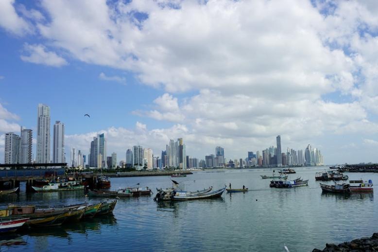 Panama Downtowan View Panama Happy New You! 2017 Cambutal Sansara Yoga and Spa .jpg