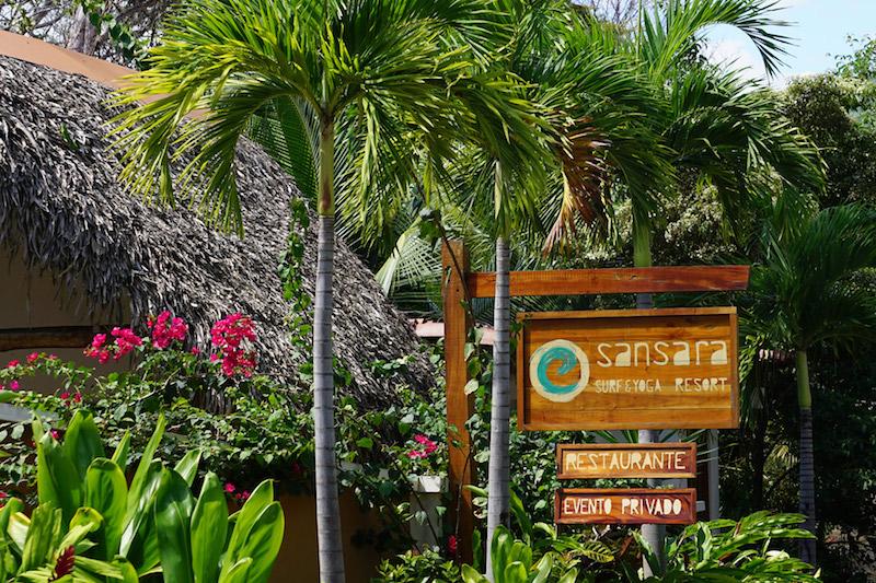 Sansara Sign Where The MAgic Happens Panama Happy New You! 2017 Cambutal Sansara Yoga and Spa .jpg