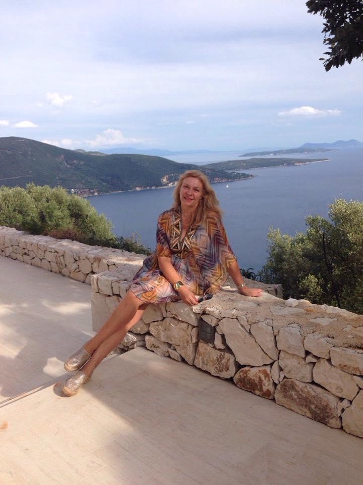 Greece Retreat Iyengar Yoga Lefkada Urania Villas Summer 2019 Valentina Tessa