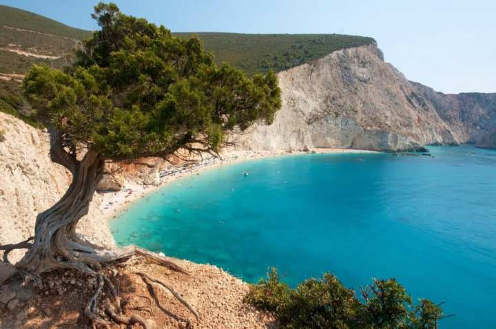 Greece Yoga retreat Iyengar Yoga Tessa Manning Valentina Rose Lefkada Urania Villas