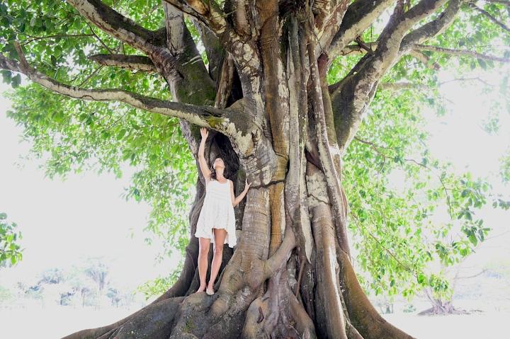 Valentina Rose Costa Rica FRee People Dress