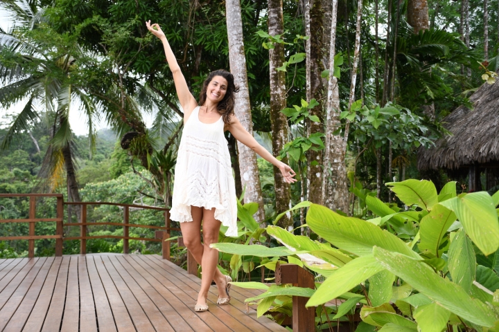 Valentina Rose Yoga Costa Rica Travel